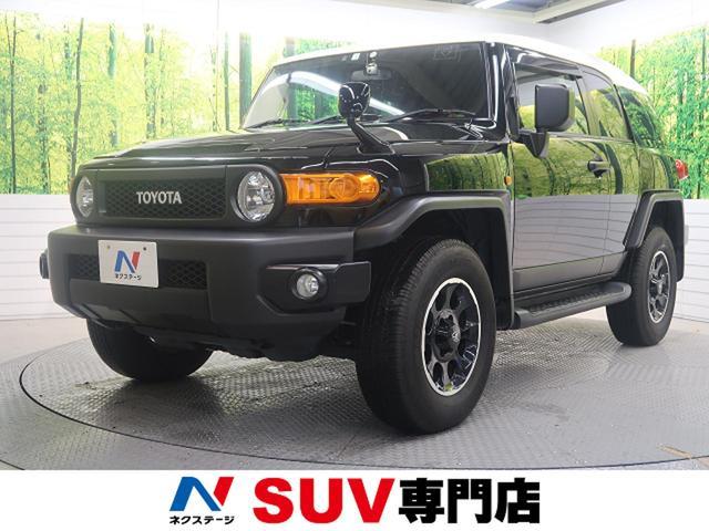 トヨタ ブラックカラーパッケージ 4WD 純正SDナビ