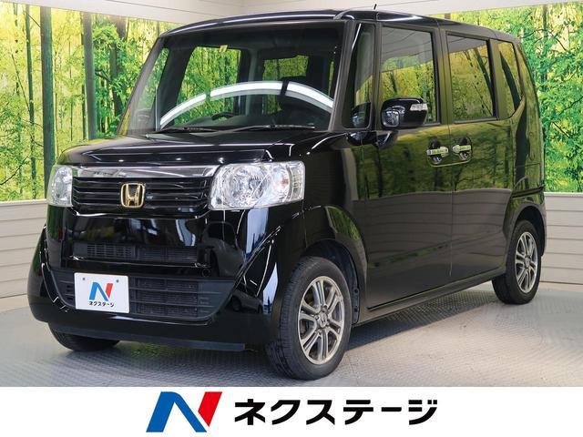 ホンダ G特別仕様車ターボSSパッケージ 社外SDナビ 両側パワスラ