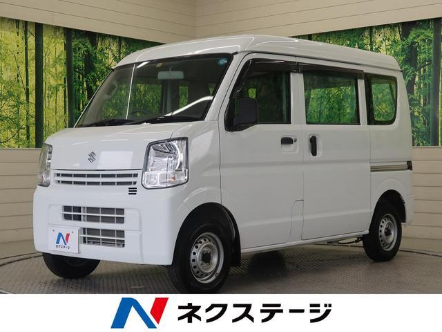 スズキ PA 純正ラジオ・5MT車両