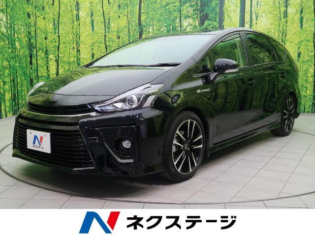 トヨタ Sツーリングセレクション・G's 社外SDナビ 衝突軽減装置