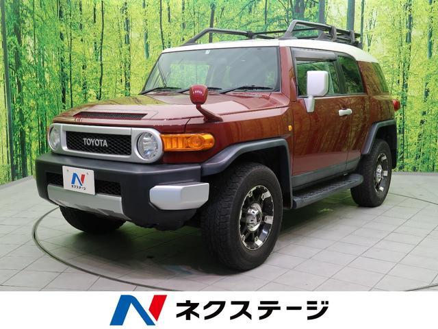 トヨタ カラーパッケージ 4WD 純正ナビ ルーフキャリア 禁煙車