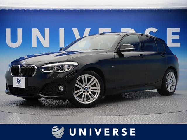 BMW 120i Mスポーツ パーキングPKG 黒革 LEDヘッド