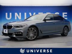 BMW540i Mスポーツ 左H コンフォートPKG 黒革 HUD