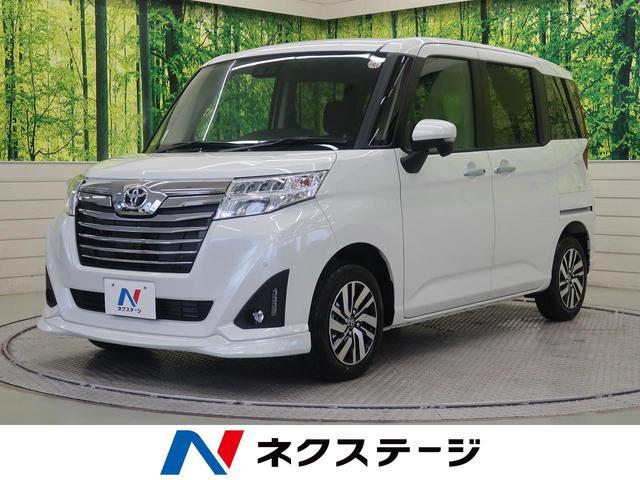 トヨタ カスタムG 両側電動スライドドア スマートアシストIII