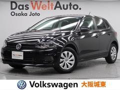 VW ポロTSIトレンドライン クルコン・衝突被害軽減システム