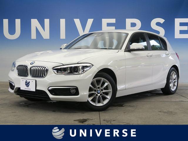 BMW 118d スタイル 禁煙 純ナビ Bカメラ LED クルコン