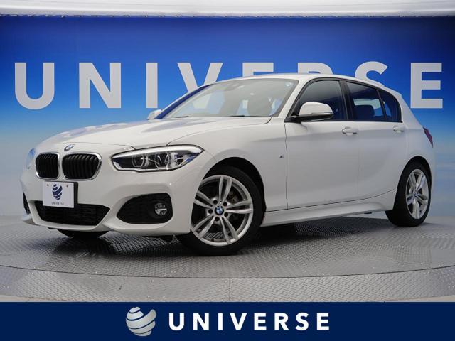 BMW 118d Mスポーツ パーキングサポートPKG 衝突軽減機能