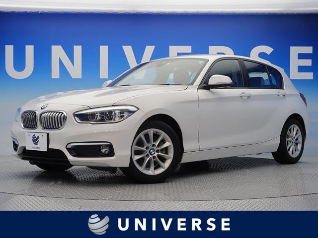BMW 118d スタイル パーキングサポート&コンフォートPKG