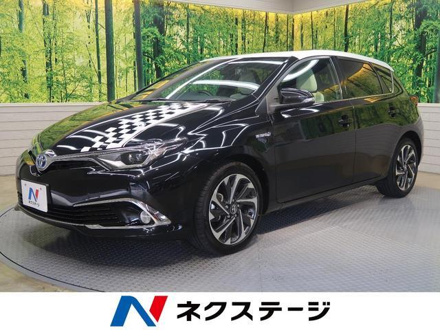 トヨタ ハイブリッドGパッケージ セーフティセンスC 革シート