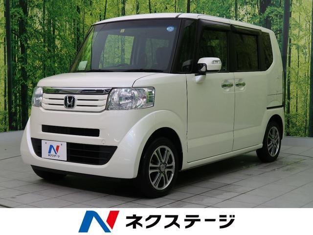 ホンダ G特別仕様車SSパッケージ 社外SDナビ 両側電動ドア 禁煙