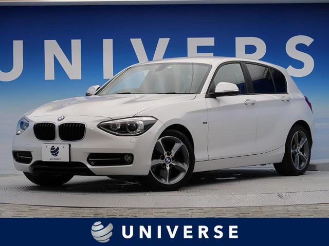 BMW 116i スポーツ iDriveナビゲーションPKG 禁煙