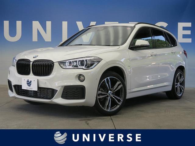 BMW xDrive 18d Mスポーツ 1オーナー 純OP19AW