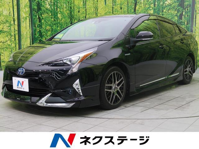 トヨタ Sセーフティプラス モデリスタ 純正SDナビ 禁煙車