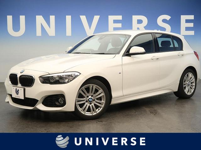 BMW 118d Mスポーツ クルーズコントロール 純正HDD