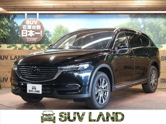 「マツダ」「CX-8」「SUV・クロカン」「愛知県」の中古車