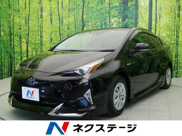 トヨタ Sセーフティプラス 純正SDナビ・バックカメラ・衝突軽減装置