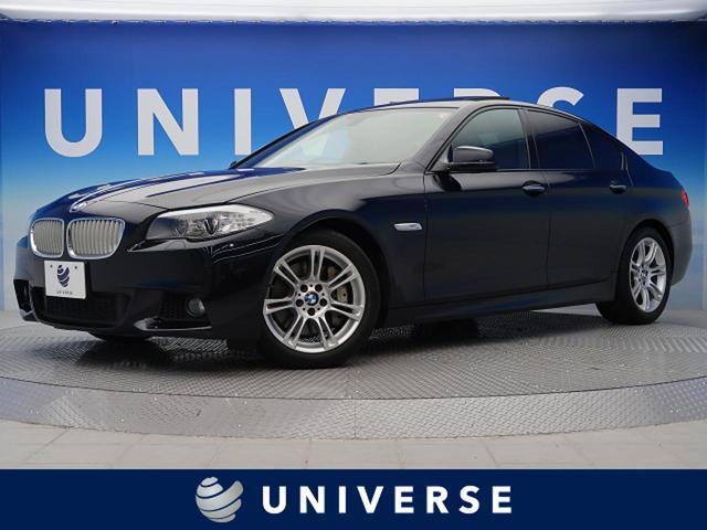 BMW アクティブハイブリッド5 MスポーツPKG サンルーフ 黒革
