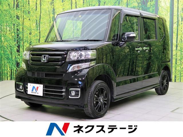 ホンダ G特別仕様車SSブラックスタイルパッケージ 4WD 純正ナビ
