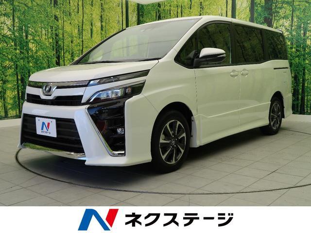 トヨタ ZS トヨタセーフティセンス 両側電動スライドドア