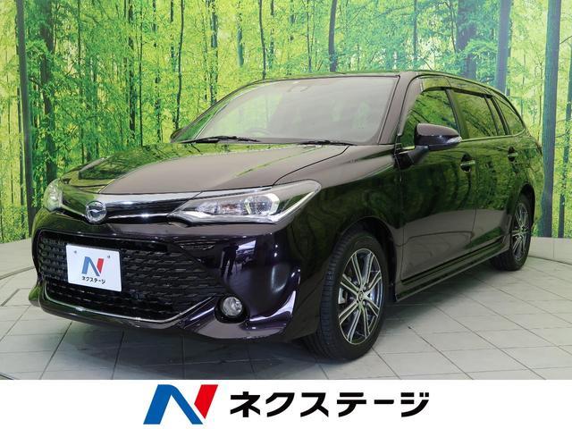 トヨタ 1.5G ダブルバイビー 純正SDナビ 衝突軽減ブレーキ