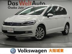 VW ゴルフトゥーランTSI ハイライン 1オーナー・純ナビ・シートヒーター
