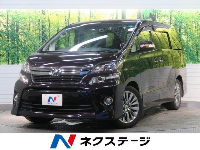 トヨタ 2.4Z ゴールデンアイズ イクリプス製8型SDナビ