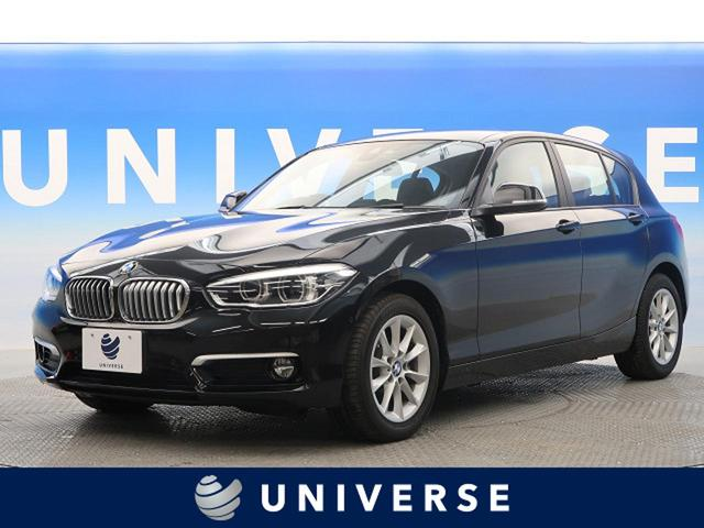 BMW 118d スタイル 純正HDD 禁煙車