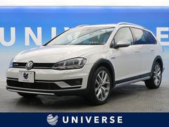 VW ゴルフオールトラックTSI 4モーション アップグレードPKG レザーPKG