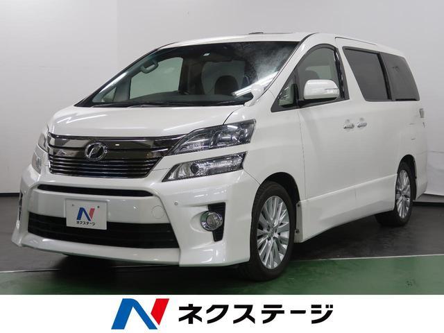 トヨタ 2.4Z Gエディション サンルーフ 9型ナビ 禁煙車