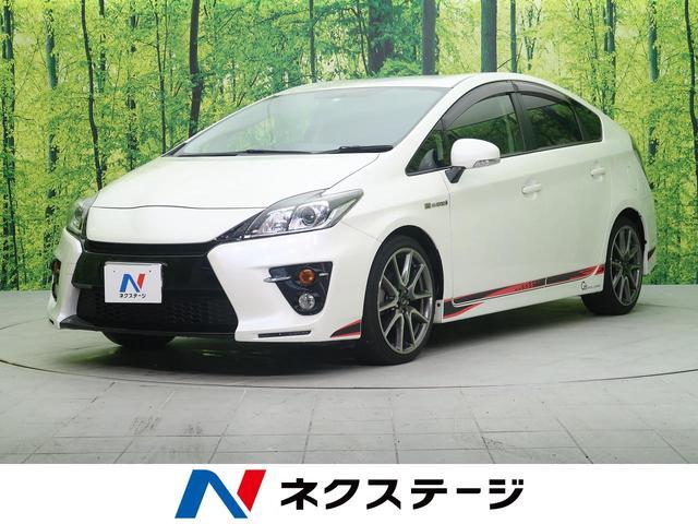 トヨタ Sツーリングセレクション・G's 純正SDナビ モデリスタ