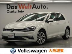 VW ゴルフTSIハイライン 現行モデル・デジタルメーター