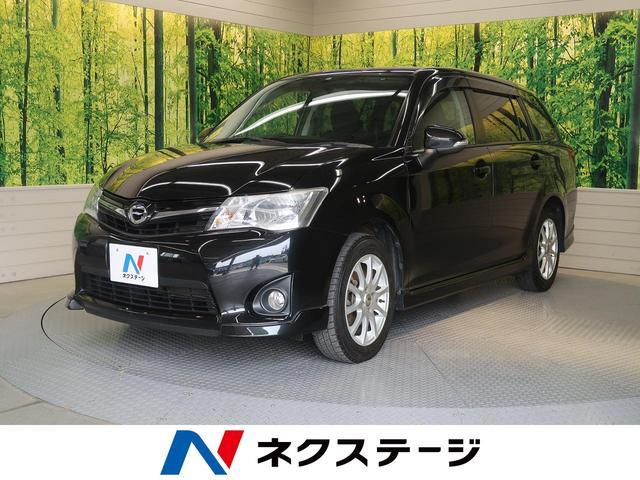 トヨタ 1.5G エアロツアラー HDDナビ バックカメラ ETC