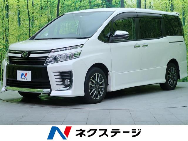 トヨタ ZS 煌 純正SDナビ 両側電動スライドドア バックカメラ