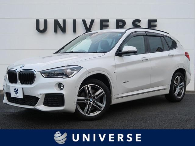 BMW xDrive 25i Mスポーツ ACC サンルーフ 黒革