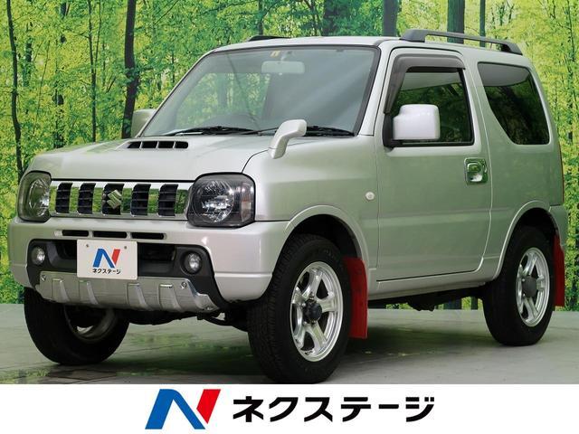 スズキ XC 5MT ターボ SDナビ フルセグ 4WD