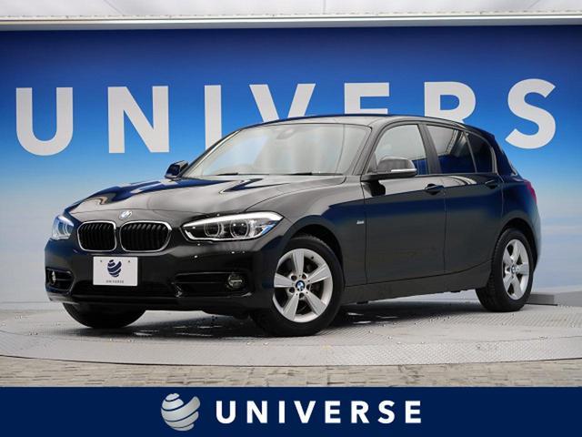 BMW 118i スポーツ ドライビングアシストPKG LEDヘッド