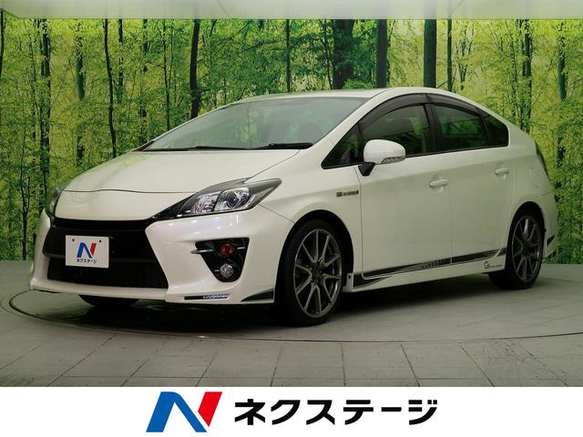 トヨタ Sツーリングセレクション・G's 純正SDナビ フルエアロ