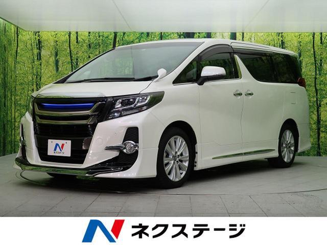 トヨタ 2.5S Aパッケージ 10型BIGX 後席モニター