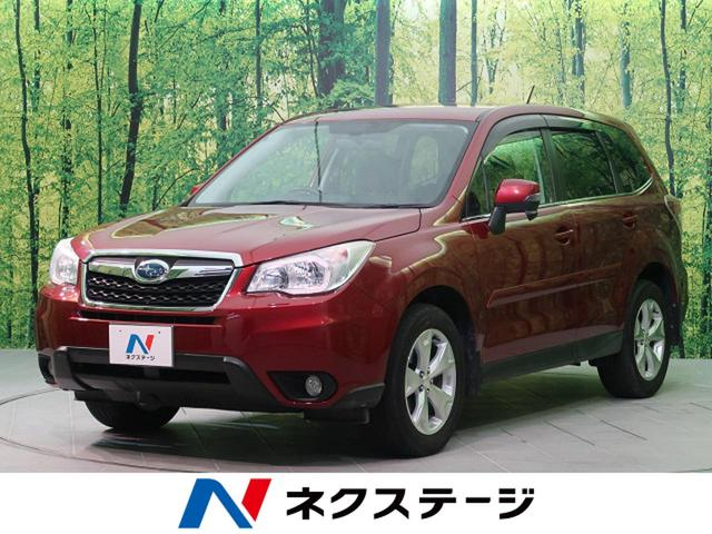 スバル 2.0i-L 社外HDDナビTV 6速マニュアル 4WD