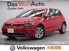 VW ゴルフTSIコンフォートライン 弊社デモカー・現行モデル