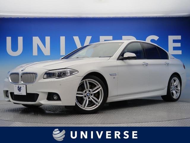 BMW アクティブHV5 Mスポーツ 1オーナー LEDヘッド 黒革