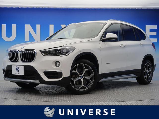 BMW sDrive18i xライン ハイラインPKG 1オーナー