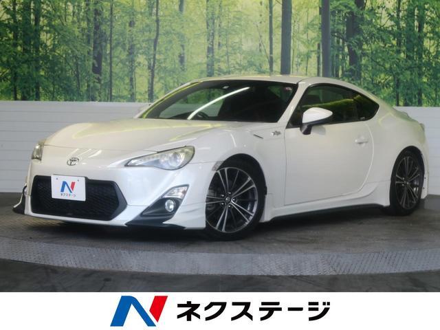トヨタ GT TRDエアロ&マフラー KW車高調 純正SDナビ