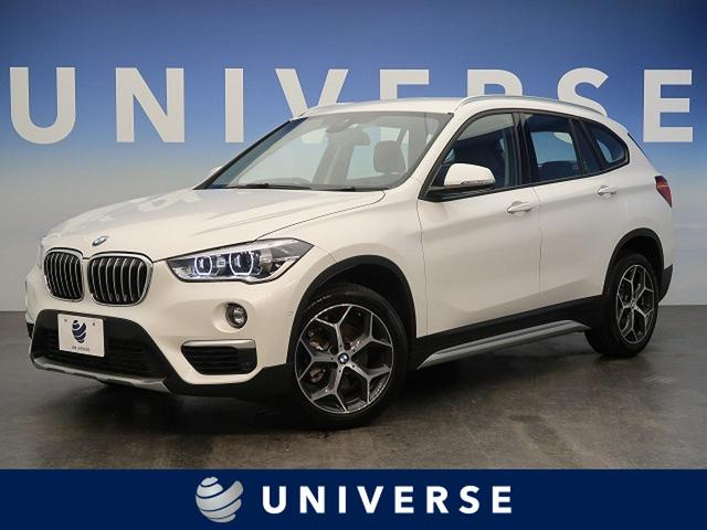 BMW sDrive 18i xライン ACC 純正ナビ Bカメラ