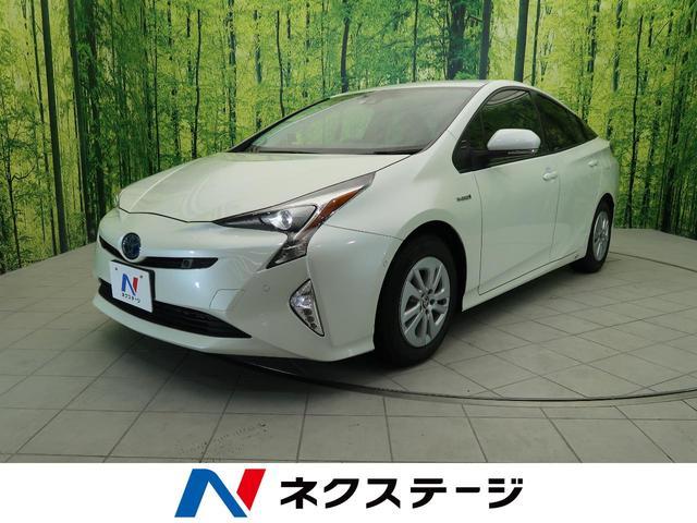 トヨタ Sセーフティプラス 純正SDナビ・バックカメラ・LEDライト