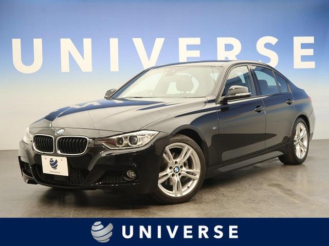 BMW 320dブルーパフォーマンス Mスポーツ 純正HDDナビ