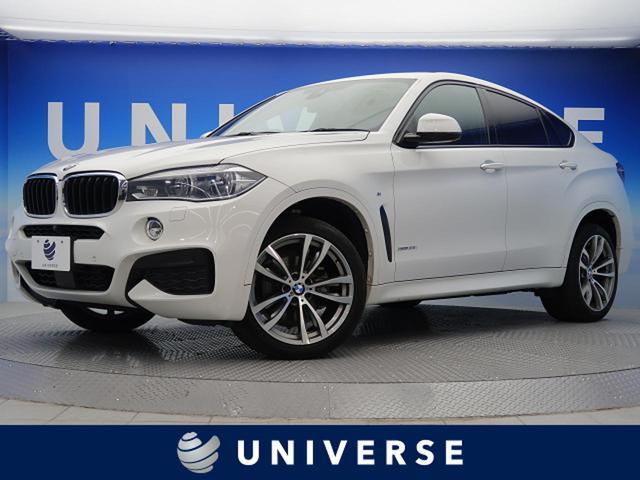 BMW xDrive35i Mスポーツ セレクトPKG LEDヘッド