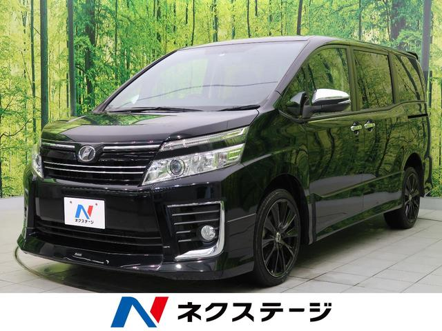 トヨタ ZS 煌 4WD アルパイン10型ナビ 両側電動ドア 禁煙車