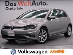VW ゴルフTSIハイライン 1オーナー・現行ナビ・ETC・ACC