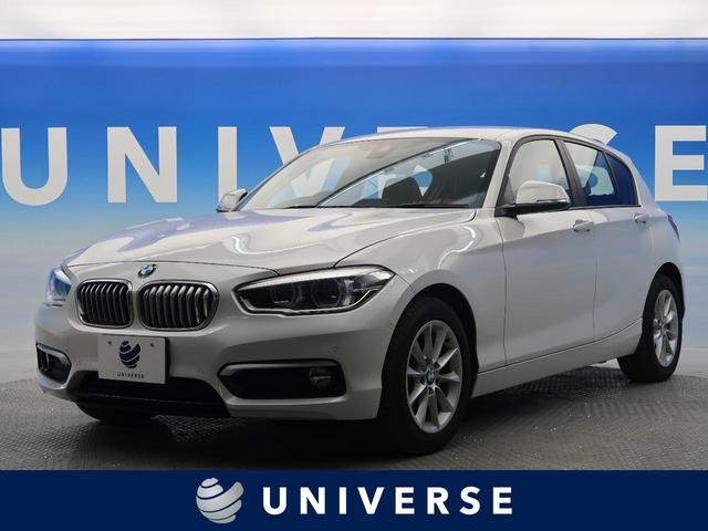 BMW 118d スタイル コンフォートPKG 禁煙車 1オーナー